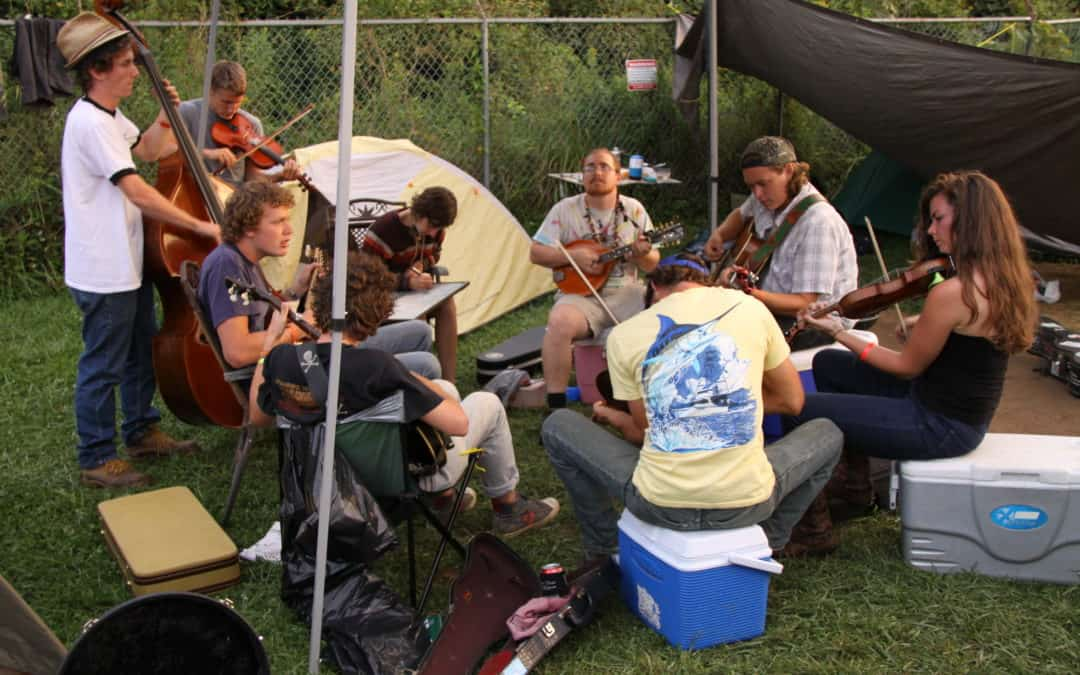 Bluegrass Jams: The Cornerstone of a Banjo Player's Musical Education