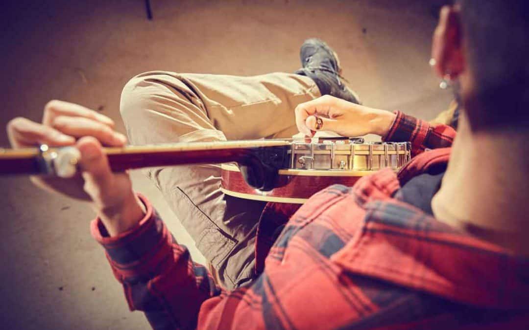 02 Bluegrass Beginner Songs